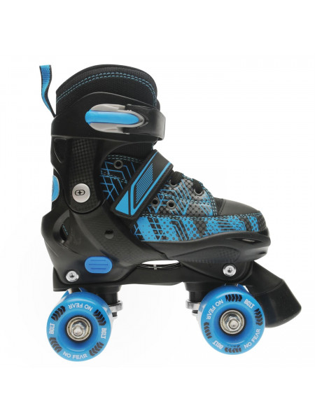 No Fear - Bolt Quad Skates Junior Boys