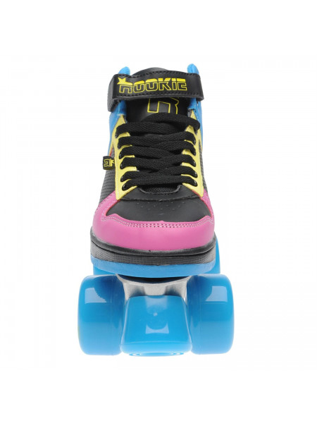 Rookie - Hype Hi Top Trainer Girls Quad Skates