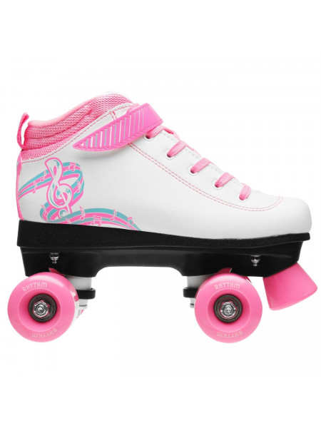 Rookie - Rhythm Quad Roller Skates Junior Girls