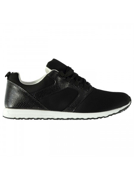 Heatons - 2 Tone Jogger Ladies Trainers