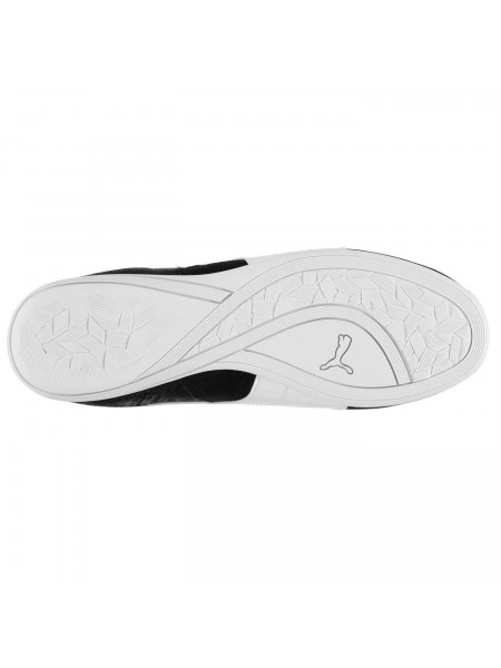 Puma - Eskiva Mid Top Text Ladies Trainers