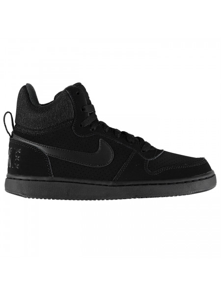 Nike - Court Borough Mid Top Trainers Ladies