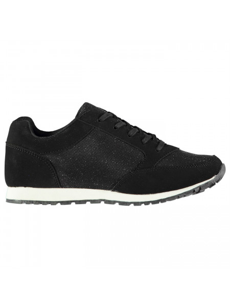 Fabric - Shimmer Run Ladies Trainers