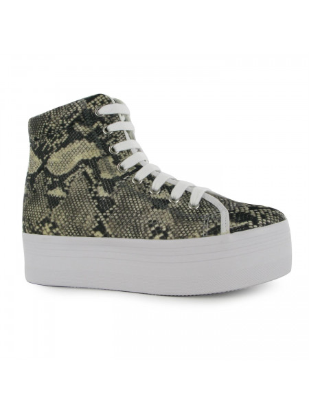 Jeffrey Campbell - Play Homg Snake Platform Shoes