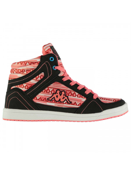 Kappa - Coleos 7 Ladies Hi Top Trainers