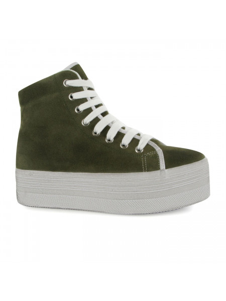Jeffrey Campbell - Homg Suede Wash Hi Tops