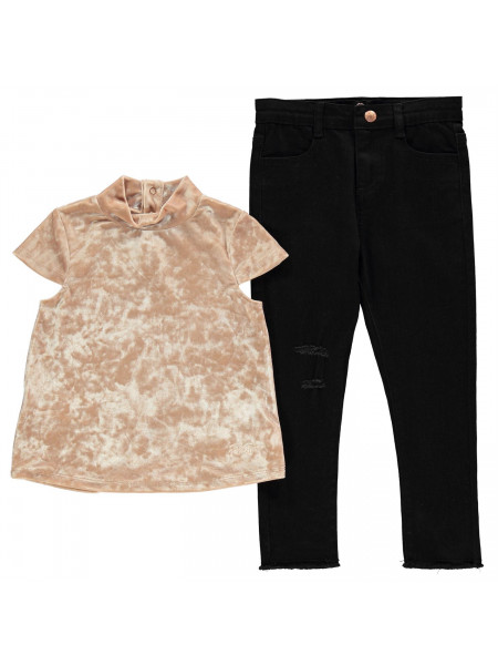 Firetrap - 2 Piece Jeans Set