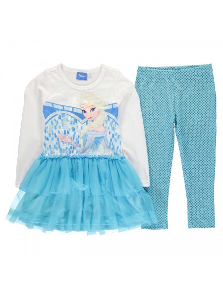 Character - Frill 2 Piece Set Infant Girls