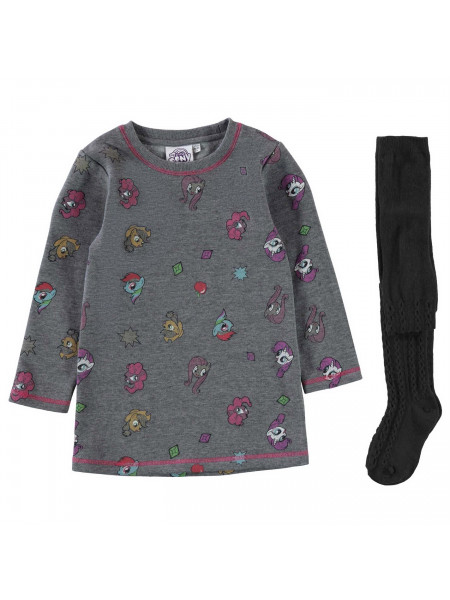 Character - Fleece Dress Set Infant Girls