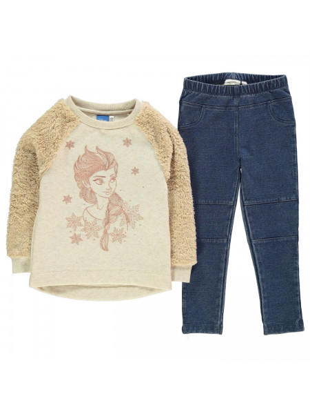 Character - 2 Piece Jeggings Set Infant Girls