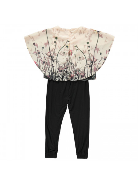 Firetrap - Floral Jumpsuit Infant Girls