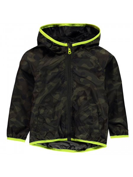 Crafted Essentials - Rain Jacket Infant Boys