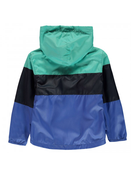 Crafted Essentials - Panel Rain Jacket Infant Boys