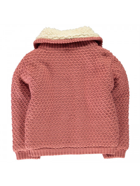 SoulCal - Funnel Lined Knit Infant Girls