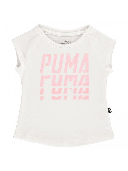 Puma - Word T Shirt Infant Girls
