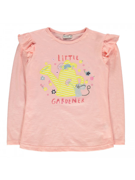 Crafted - T Shirt Infant Girls