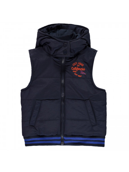 Crafted Essentials - Padded Gilet Infant Boys