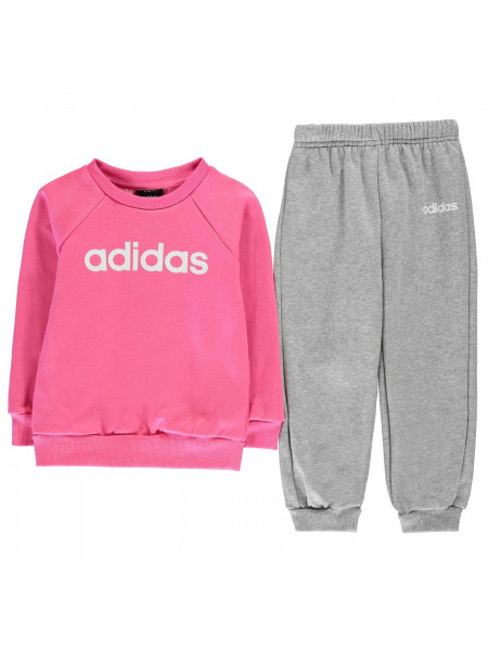 Adidas - Jumper and Joggers Set Infant Girls