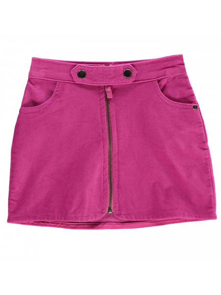Crafted Essentials - Cord Zip Skirt Infant Girls