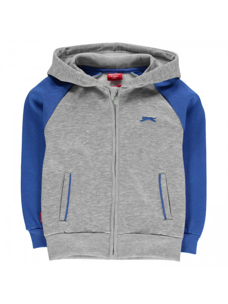 Slazenger - Full Zip Hoodie Infant Boys