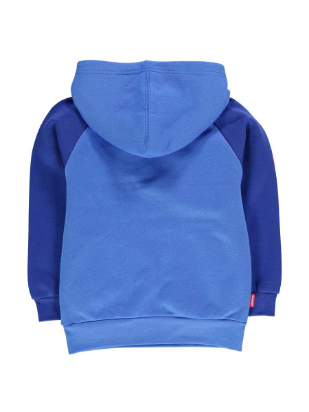 Slazenger - Over The Head Fleece Hoody Infant Boys