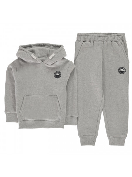 SoulCal - Signature Fleece Tracksuit Infants