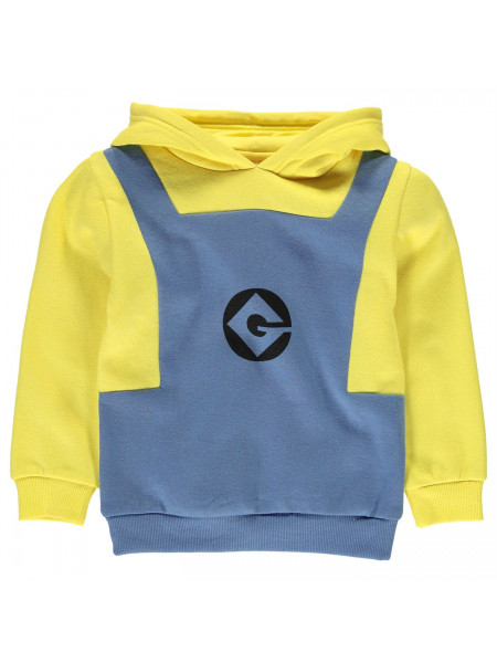 Character - Over The Head Hoody Infant Boys