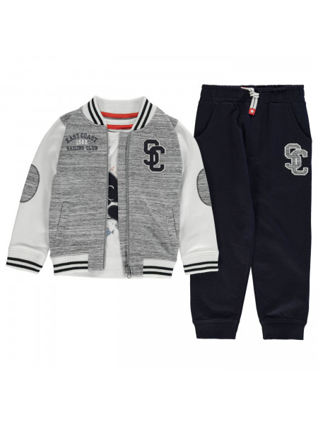 Crafted - Three Piece Varsity Set Infant Boys