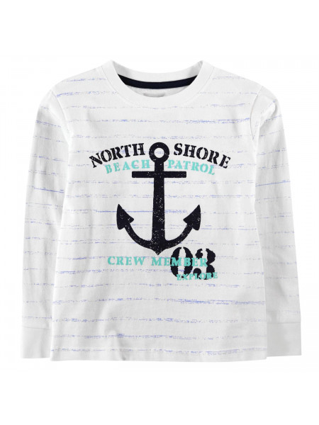 Crafted - Long Sleeve T Shirt Boys