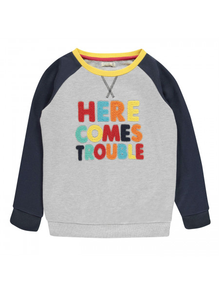 609615617c72c Crafted Essentials - Sweater Infant Boys ...