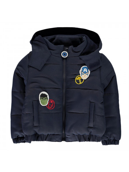 Character - Padded Coat Infant Boys