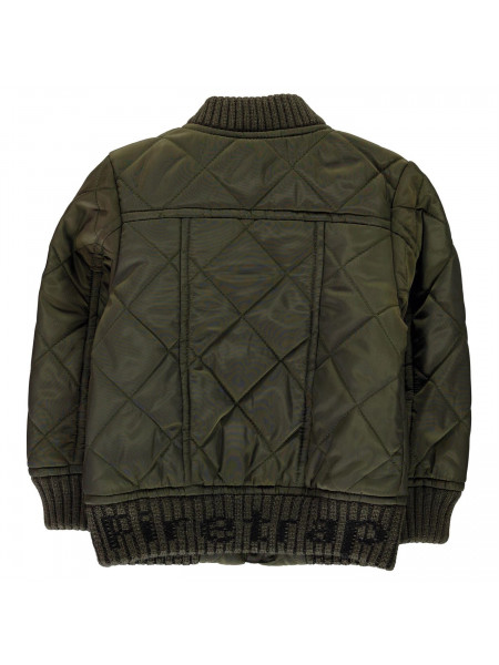 Firetrap - Quilted Bomber Jacket Infant Boys