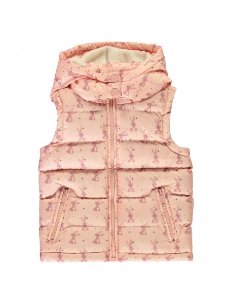 Crafted - Padded Gilet Infant Girls