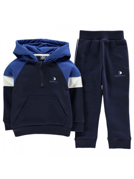 Donnay - Sweat Hoodie Tracksuit Infant Boys