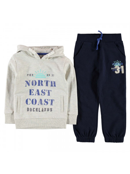 Crafted - Two Piece OTH Hoody Set Infant Boys