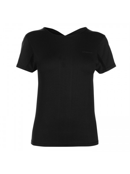 LA Gear - Fitted T Shirt Ladies