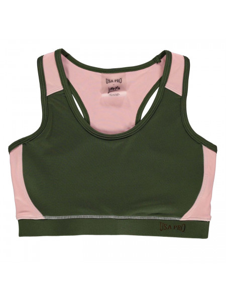 USA Pro - Little Mix Crop Top Junior Girls