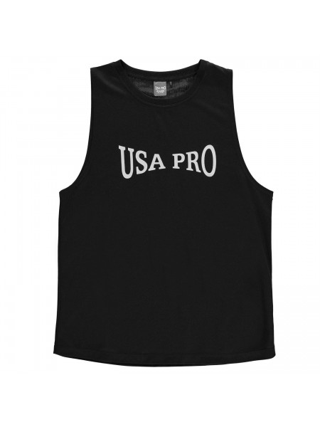 USA Pro - Logo Vest Junior Girls