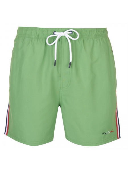 Pierre Cardin - Contrast Panel Swim Shorts Mens