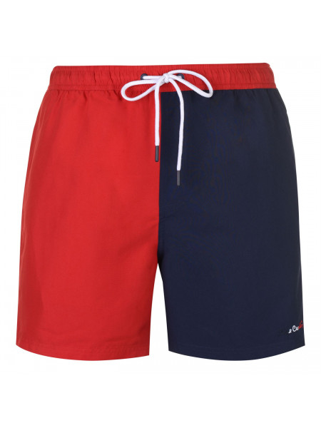 Pierre Cardin - Cut Sew Two Colour Swim Short Mens
