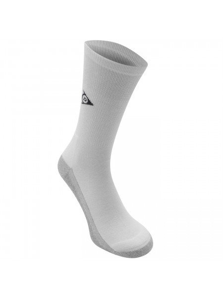 Dunlop - 1 Pack A Dry Crew Socks Mens