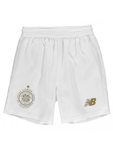 New Balance - Celtic Home Shorts 2017 2018 Junior