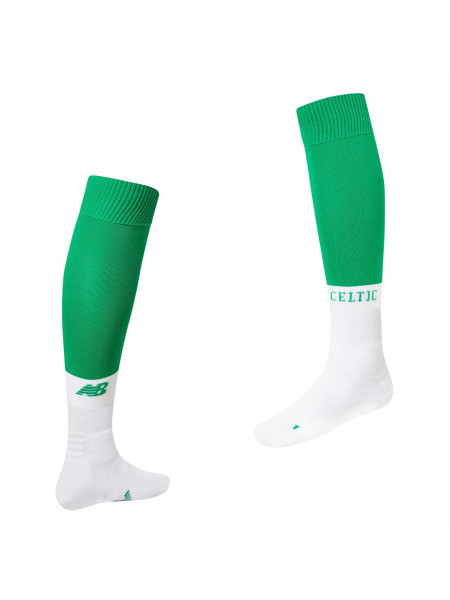 New Balance - Celtic Home Socks 2019 2020