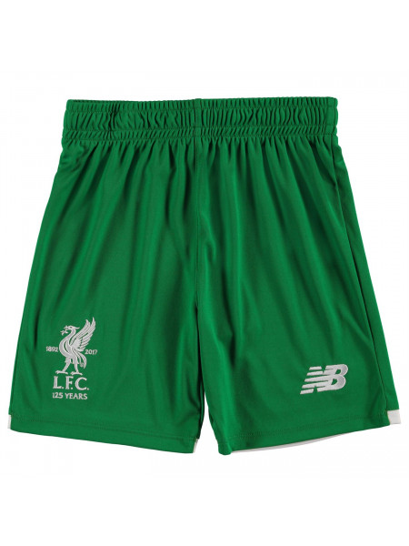 New Balance - Junior Boys Liverpool Football Club Home Shorts