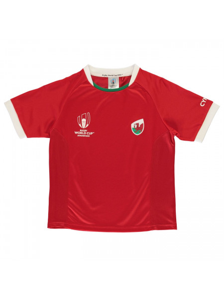 Rugby World Cup - 2019 Team Poly T Shirt Boys