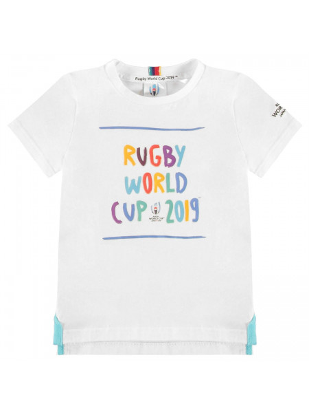 Rugby World Cup - 2019 Logo T Shirt Infant Boys