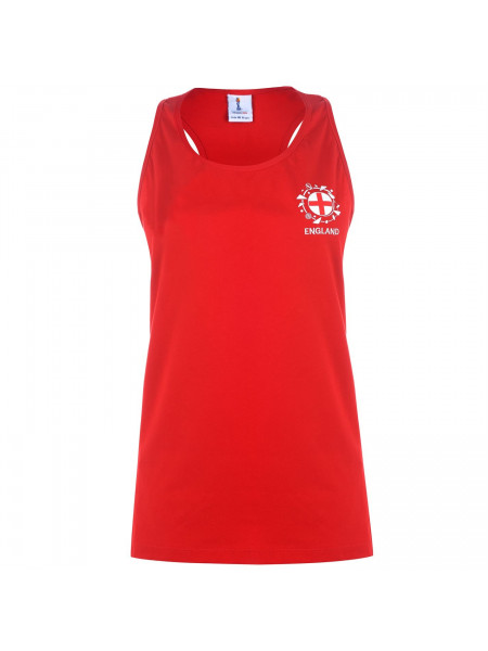 FIFA - Womens World Cup England Vest Ladies