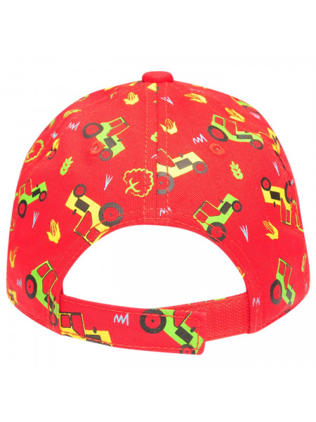 Crafted - All Over Print Cap Infant Boys