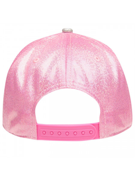 Crafted - Bling Flat Peak Cap Junior Girls