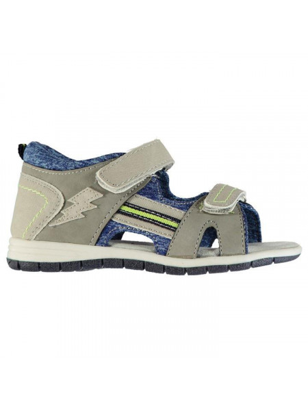 Chlapčenské sandále SoulCal Two Stripe Trek Sandals Infant Boys